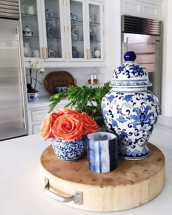 50+ Orange And Blue Decor Inspiration 25 – Furniture Inspiration