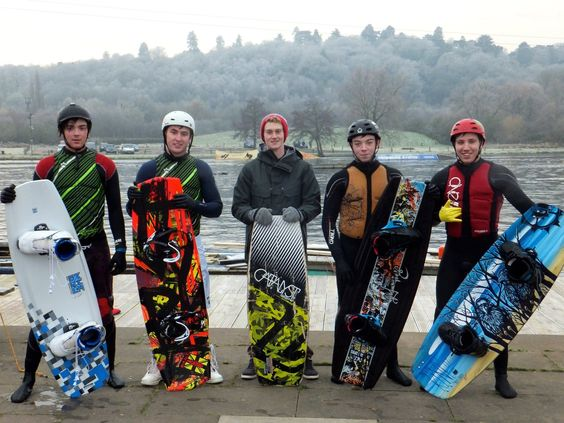 Team Solent Wakeboarding. For more info on the team, visit: www.solent.ac.uk/wakeboarding