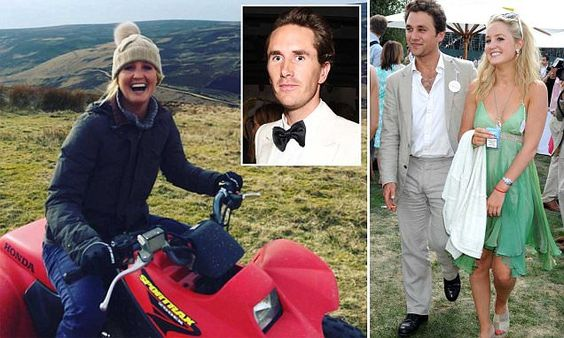 just a few weeks after her divorce, Lady Melissa Percy, 28, 'Missy' to pals, has been enjoying the company of notorious ladies' man Otis Ferry, eldest son of rock star Bryan Ferry. Otis, 33, who split with his model girlfriend Edie Campbell last summer, posted a picture of Missy smiling radiantly as the couple rode quad bikes in the Northumberland countryside.