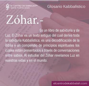Glosario Kabbalístico: