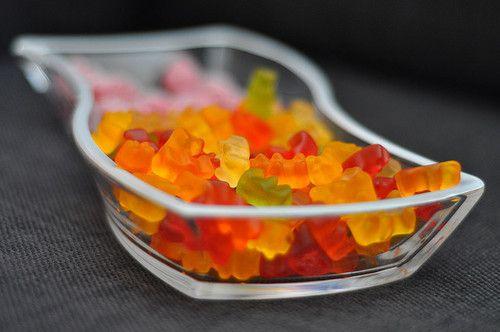 gummy bears!!