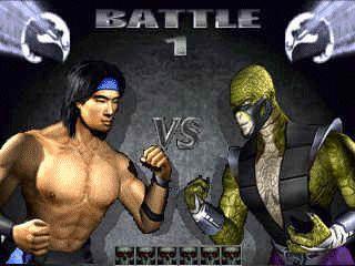 Mortal Kombat 4 Game Screenshots