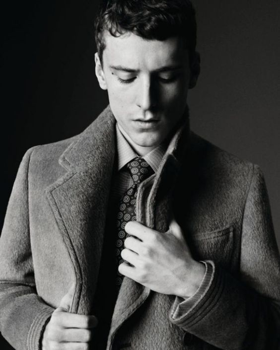 Grear looking coat - Dunhill FW2012