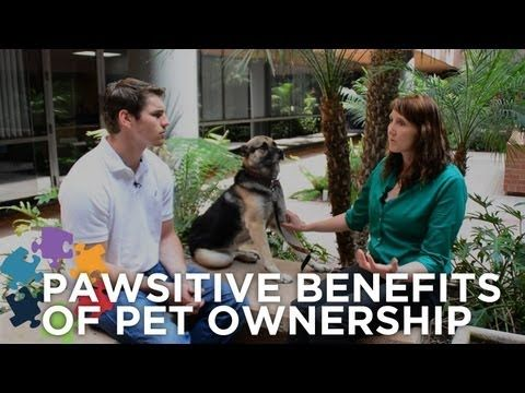 "The ""Paws""itive Benefits of Pet Ownership!"
