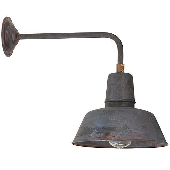 Premium Black Colour Industrial Exterior Lighting Right Here