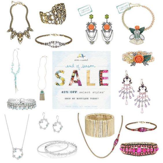 So much on sale now at Chloe + Isabel!!! Click through to order!!