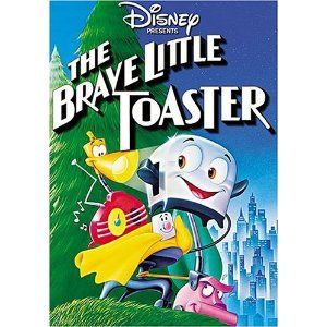 The Brave Little Toaster. I remember making my parents rent this like 30 times, haha.