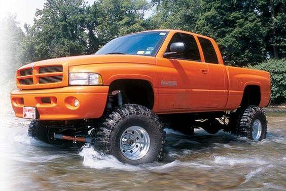 1998 Dodge Ram Quad Cab Orange Peel Trucks Dodge Ram Dodge