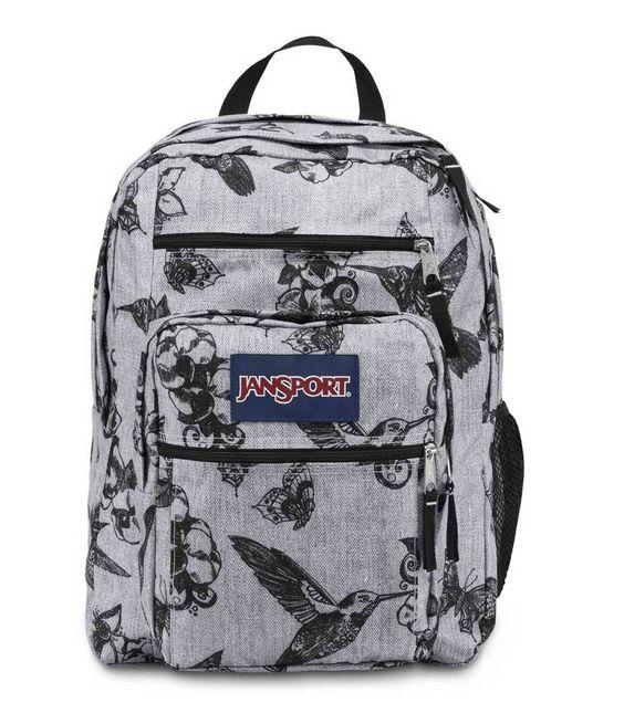 Gym Bag Jansport: Jansport Big Student Backpack, Jansport And Student On