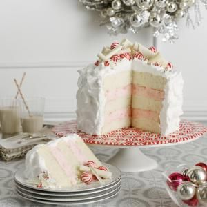 Impress your holiday guests with a show-stopping cake that tastes as great as it looks on the dessert table. Here are our favorite festive cake recipes.
