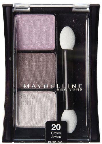 Maybelline NEW York, 210 Crown Jewels, Expertwear, All Day, Crease-resistant Shado, Pack of 2. Expert Wear Eye Shadow.