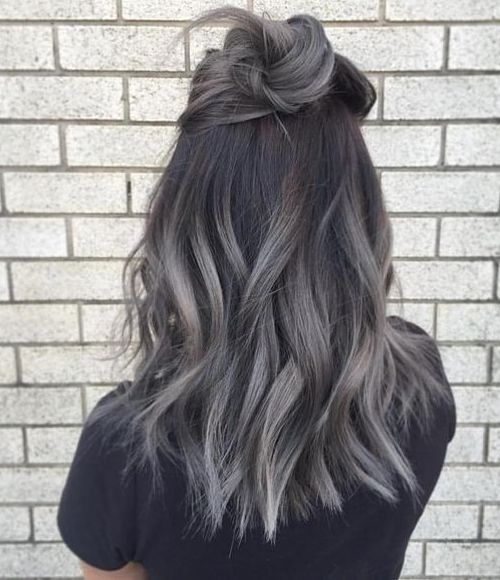 Top 13 Winter Hair Color Ideas for 2016 - 2017 Balayage:
