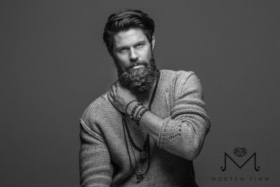 Business portrait - Morten Timm - Smykker - Model - Male