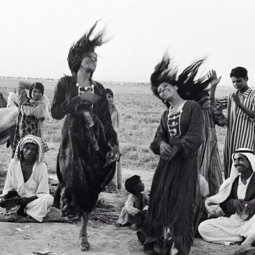 zamaaanawal: Iraq, 1950s (my note:  FINALLY the end of The Raj - jumping for joy?)