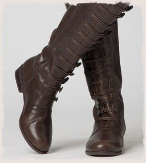Fall Boots  - I really like the vintage look these have.