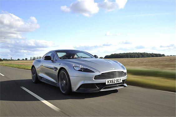 Aston Martin presenta Vanquish 2015