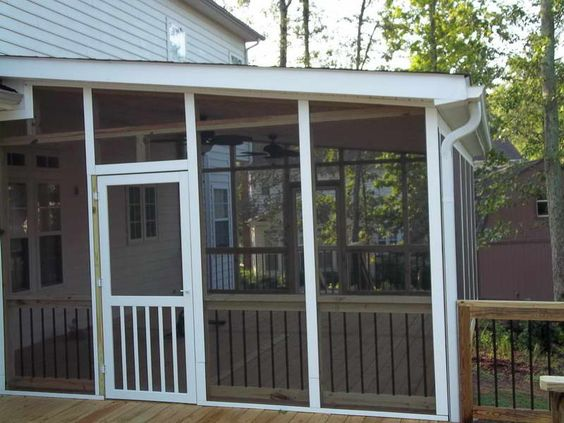 Screen Porch Design Ideas image of beautiful screen porch designs Three Season Porch Design Ideas Porch Systems With Screen Porch Railing