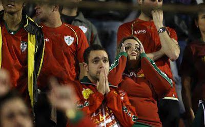 AL MANAK FC: O CALVÁRIO (E O CASTIGO) DA LUSA
