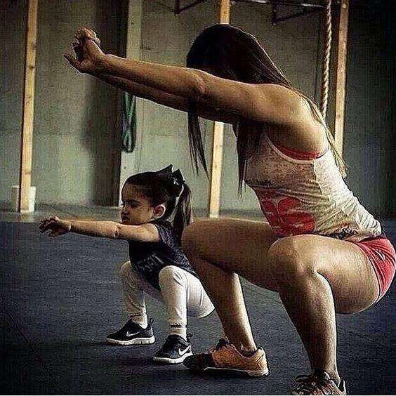 baby squat