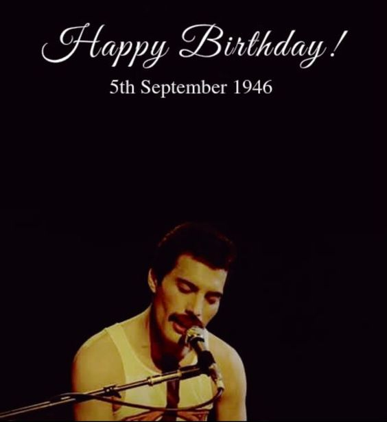 f͟r͟e͟d͟d͟i͟e͟ m͟e͟r͟c͟u͟r͟y͟ !  And I'm pinning this on Monday, 5 September 2016.  Thanks Meek2003!  Happy 70th Birthday Freddie!!!!  (Vickie M.)