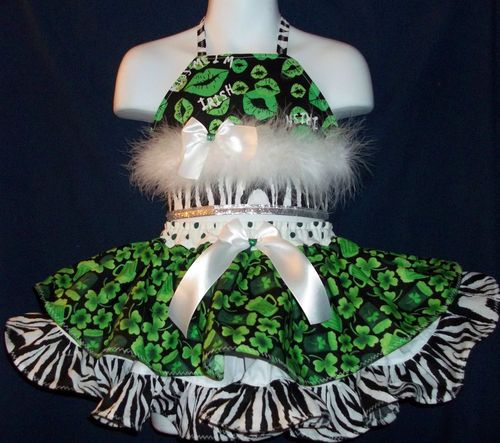 Custom National St Patricks Pageant Casual Wear 2T 4T | eBay