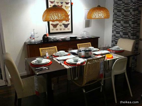 Intermezzo Dining Room Tables Decorations - http://www.theikea.com/ikea-wall-decor-ideas/intermezzo-dining-room-tables-decorations.html