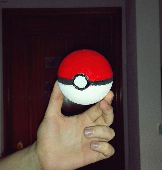 #Pokeball de la serie #Pokemon. ¡Hazte con todos!
