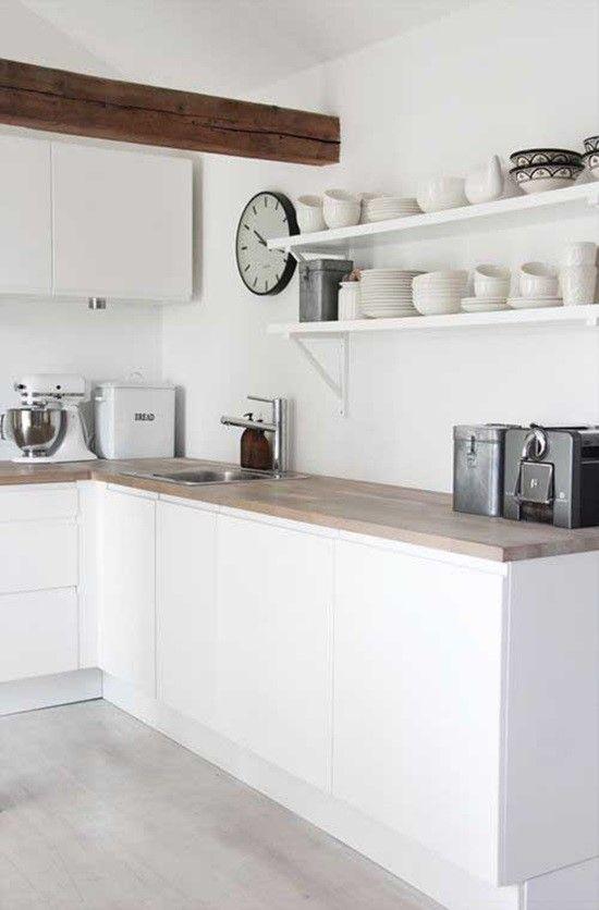 미니멀라이프 하게 적을수록 집안일이 쉬워지는 부엌살림 스칸디나비아 주방 부엌 디자인 부엌리모델링