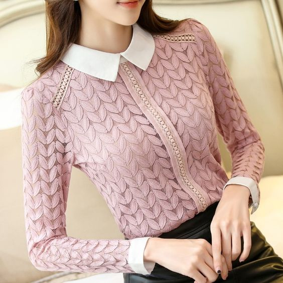 42 Stylish Blouses To Inspire Yourself outfit fashion casualoutfit fashiontrends