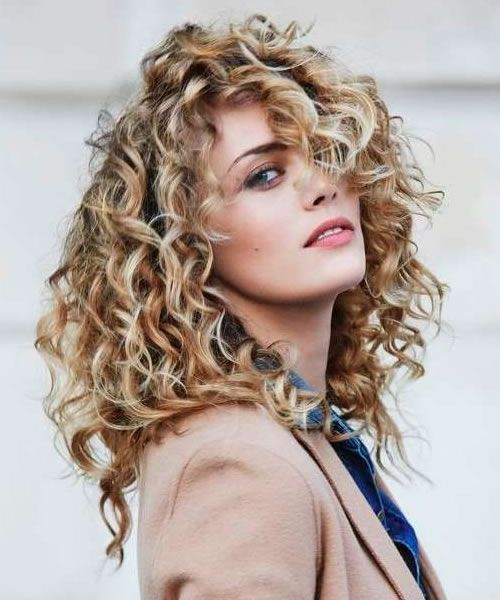 More Modern Curly Hairstyles In The Catalog Of 2021 In 2020 Curly Hair Styles Naturally Haircuts For Curly Hair Curly Hair Styles