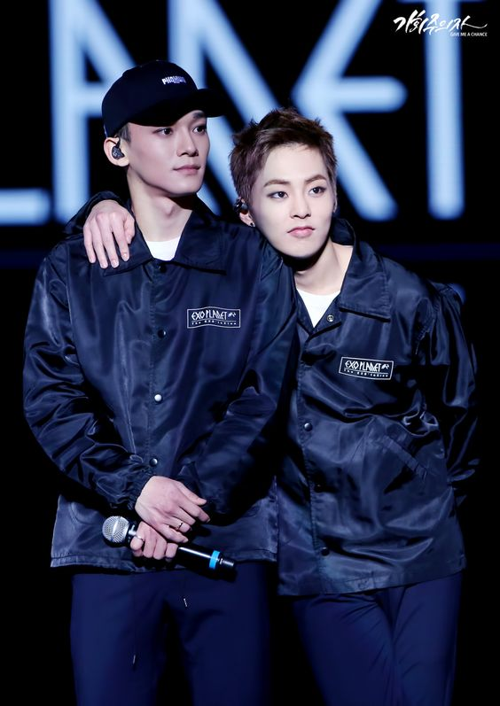 EXO'luXion 151212 : Chen and Xiumin (2/2)