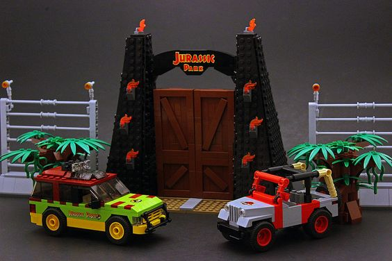Welcome to Jurassic Park! | Flickr - Photo Sharing!
