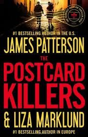 The Postcard Killers by James Patterson. Quick and suspenseful, I definitely recommend this.