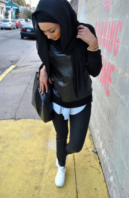 Hijab Fashion And Fitness Define Me Empty Wallet Full Closet Pinterest Pants Fitness