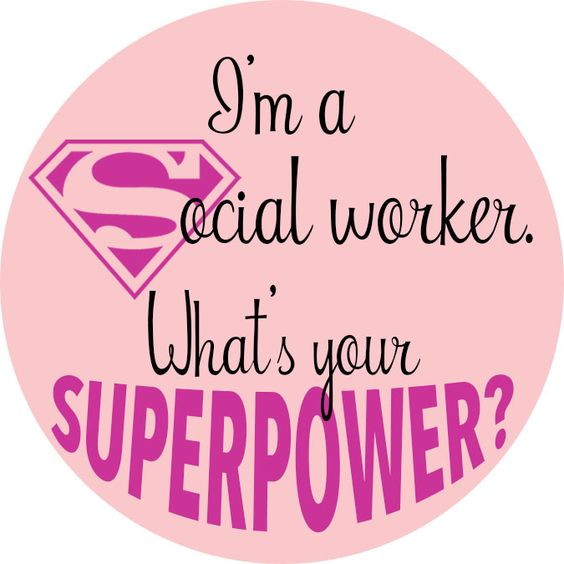 Amazing Worker: Happy Social Work Month To The Amazing Social Workers Who