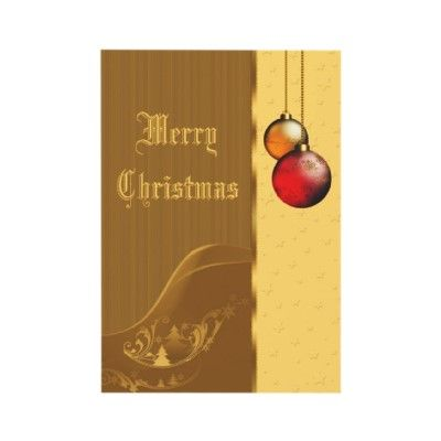 Christmas Time 3.5 x 5 Invitation by Gatterwe