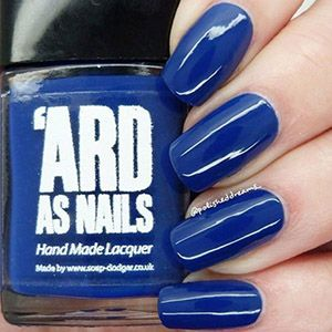 PRE-ORDER 'Ard As Nails- Creme- Linda