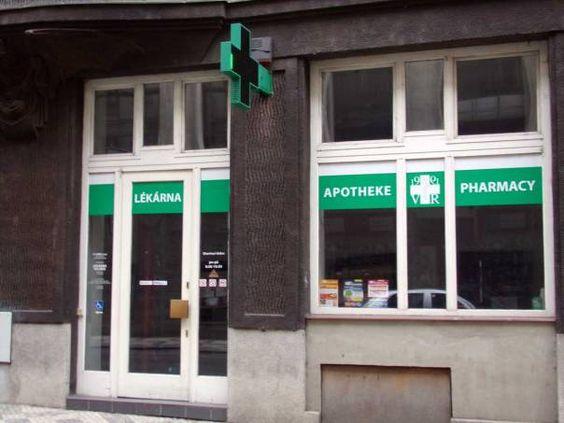 Apotheken aus aller Welt 689: Prag Tschechien