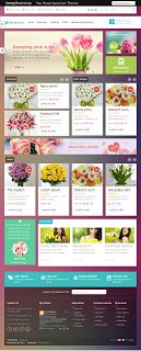 Pav Floral is innovative #Responsive Opencart #Theme #design that can be a perfect choice for establishing a modern online #Flower shop, #Gift Store or a Handmade #boutique. #website