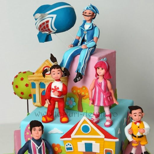lazy town cake the world s catalog of ideas 5437