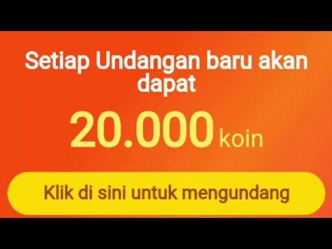 Cara Mendapatkan 20 Ribu Koin Per Undang Teman Di Cashzine 100 Invite Dapat 2 Juta Undangan Teman Koin