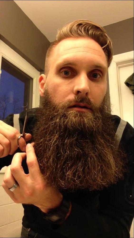 Remarkable Beard Grooming And Styling Tips Beards Pinterest Google Short Hairstyles For Black Women Fulllsitofus