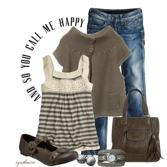 """TGIF"" by cynthia335 on Polyvore"