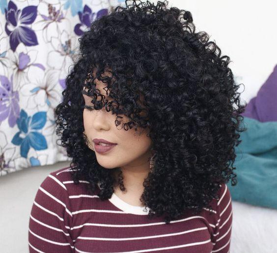 """6,555 curtidas, 63 comentários - Fernanda Chaves (@nandachavesoficial) no Instagram: """"Levei 5 minutinhos pra finalizar esse cabelo! Acredita? Não? Então corre lá no canal que tem vídeo!…"""""""