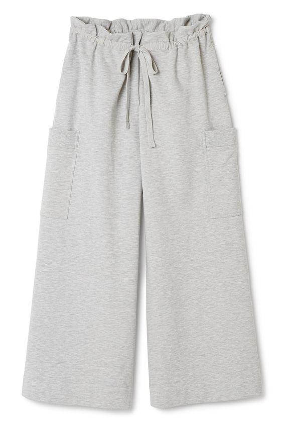 Weekday image 3 of Tangerine Trousers in Grey