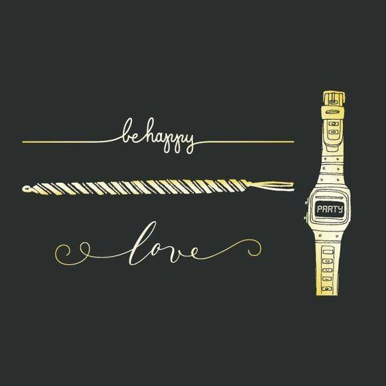 Gold Bracelet Set of Temporary Tattly Taattoos