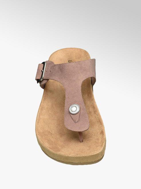 Zehentrenner von Graceland in rosa DEICHMANN | Schuhe