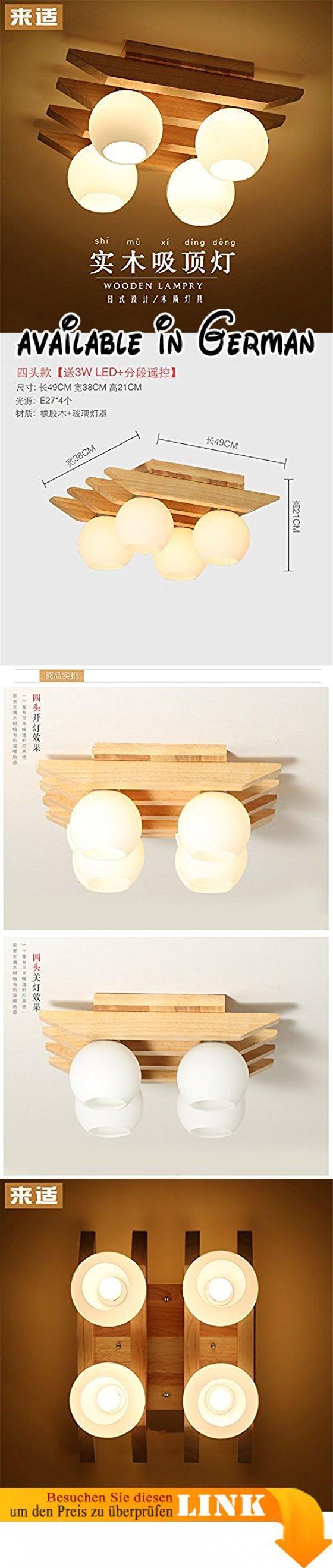 BRIGHTLLT Deckenlampe Einfache japanische LED Neue chinesische ...