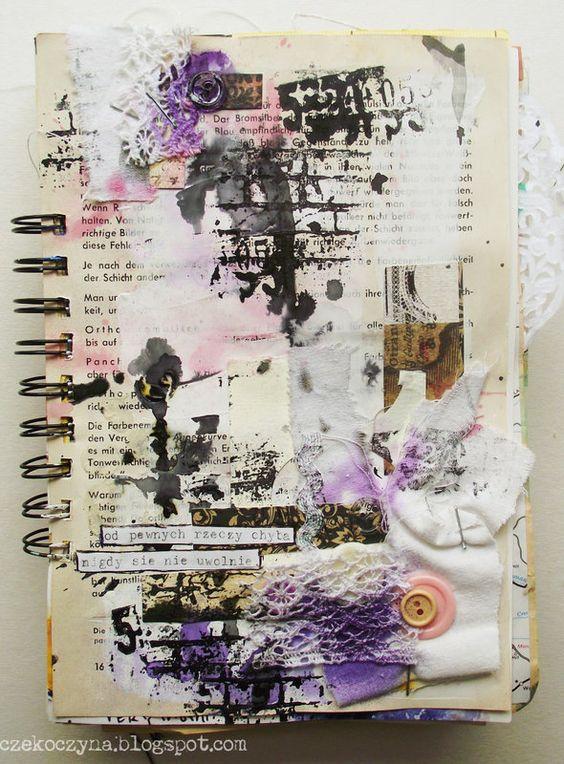 Art Journal Czekoczyna
