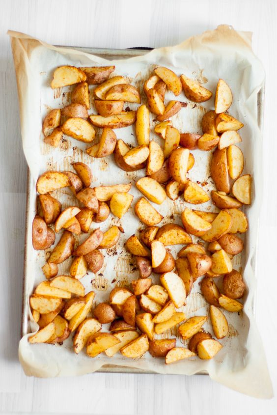 TexMex Potatoes | Oh So Delicioso
